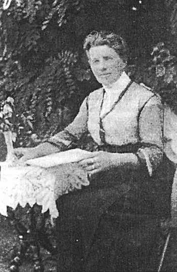 Margaret Gordon