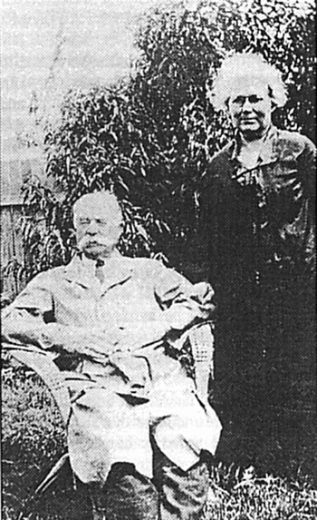 Robert and Clara Schoe